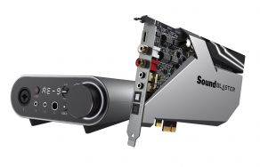 Тест Creative Sound Blaster AE-9