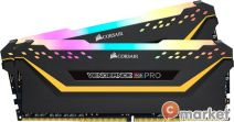 Оперативная память Corsair Vengeance PRO RGB 2x8GB DDR4 PC4-24000 CMW16GX4M2C3000C15