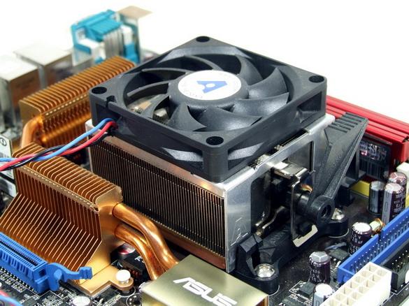 Это сердце компьютера