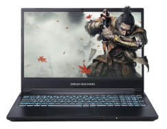 Тест Dream Machines G1650 - как работает GeForce GTX 1650