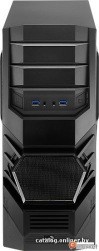 Корпус AeroCool Cyclops Advance Black 750W