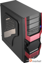 Корпус AeroCool Cyclops Red Edition