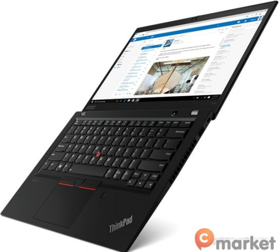 Ноутбук Lenovo ThinkPad T14s Gen 1 (20T00012RT)