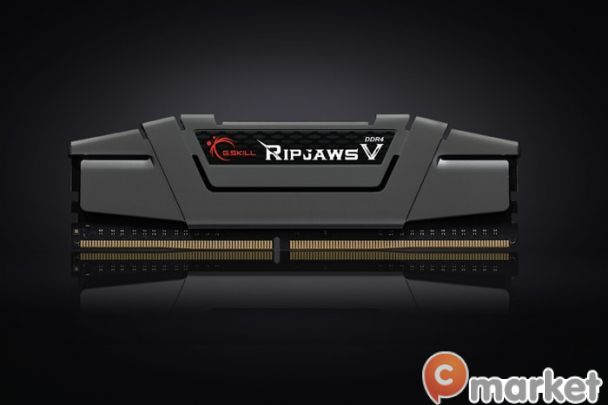 Оперативная память G.Skill Ripjaws V 2x8GB DDR4 PC4-27700 F4-3466C16D-16GVK
