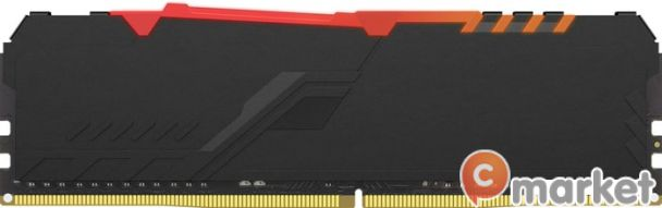 Оперативная память HyperX Fury RGB 2x16GB DDR4 PC4-24000 HX430C15FB3AK2/32