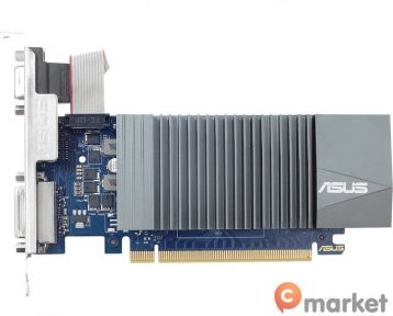 Видеокарта ASUS GeForce GT 710 LP 1GB GDDR5