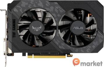 Видеокарта ASUS GeForce GTX 1650 4GB GDDR6 TUF-GTX1650-4GD6-GAMING