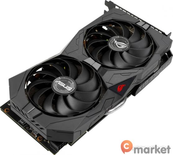 Видеокарта ASUS ROG Strix GeForce GTX 1650 Super 4GB GDDR6