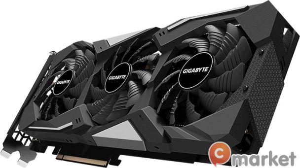 Видеокарта Gigabyte GeForce GTX 1660 Super Gaming 6GB GDDR6 GV-N166SGAMING-6GD